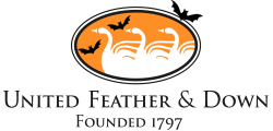 United Feather & Down Logo
